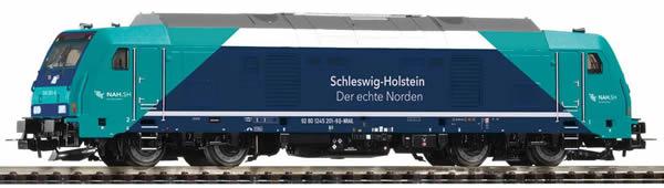 Piko 52520 - Diesel Locomotive series 245 of the NAH.SH