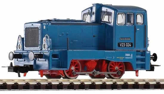 Piko 52543 - German Diesel Locomotive V 23 of the DR