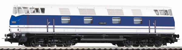 Piko 52576 - German Diesel Locomotive V 200 GFK of the DR