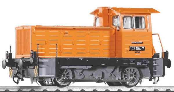 Piko 52631 - German Diesel Locomotive BR 102.1 of the DR
