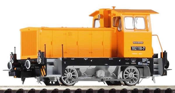 Piko 52636 - German Diesel Locomotive BR 102.1 of the DR