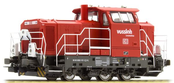 Piko 52654 - German Diesel Locomotive Vossloh G6 DB Cargo of DB AG