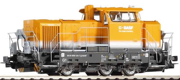 Piko 52657 - Diesel Locomotive Vossloh G6 BASF