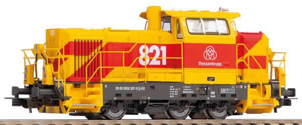 Piko 52664 - Diesel Locomotive Vossloh G6 thyssenkrupp (MTU)