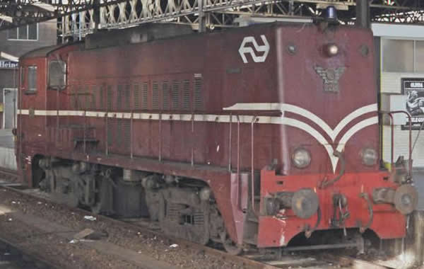 Piko 52686 - Dutch Diesel Locomotive Rh 2200 of the NS