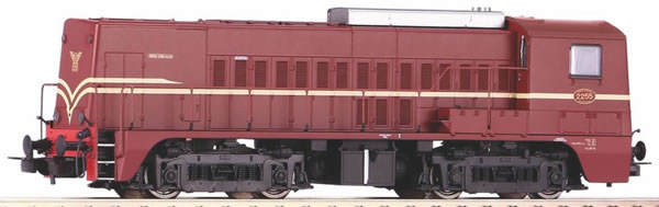 Piko 52692 - Dutch Diesel locomotive Rh 2200 of the NS