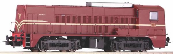 Piko 52694 - Dutch Diesel locomotive Rh 2200 of the NS (DCC Sound Decoder)