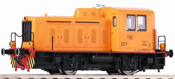 Piko 52740 - Diesel Locomotive TGK2