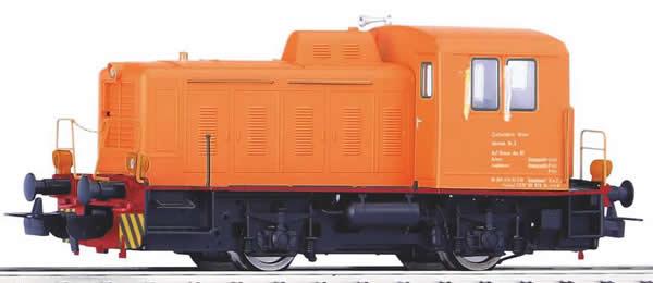 Piko 52743 - Diesel Locomotive TGK2 (Sound Decoder)
