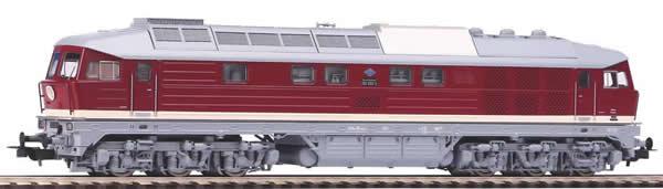 Piko 52761 - German Diesel Locomotive BR 132 of the DR