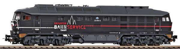 Piko 52774 - Diesel locomotive BR 232 Erfuter Bahn Service