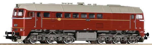 Piko 52801 - German Diesel Locomotive BR V 200 of the DR
