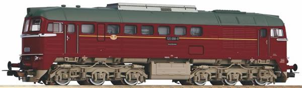 Piko 52816 - German Diesel locomotive BR 120 of the DR