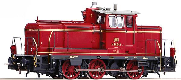 Piko 52828 - Diesel Locomotive V 60 (Sound)