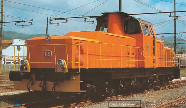 Piko 52842 - Italian Diesel Locomotive D.145 of the FS (Sound)