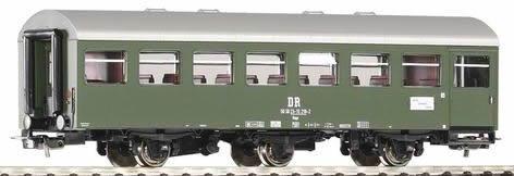 Piko 53020 - Reko 3-Axle Coach 2nd Cl. DR IV