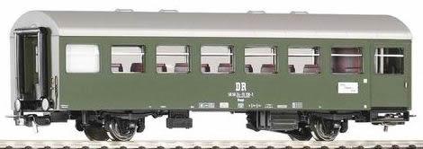 Piko 53021 - Reko 2-Axle Coach 2nd Cl. DR IV