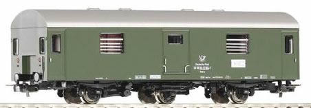 Piko 53023 - Reko 3-Axle Mail Van DR IV
