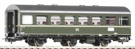 Piko 53080 - Reko 3-Axle Coach 2nd Cl. DR III