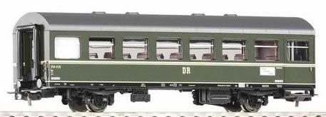 Piko 53081 - Reko 2-Axle Coach 2nd Cl. DR III