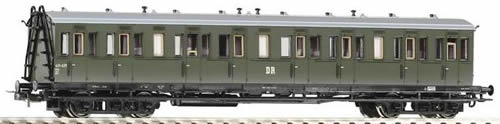 Piko 53213 - Comp Car B4p 2nd Cl. DR III