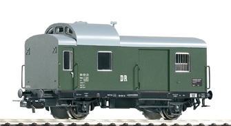 Piko 53235 - Luggage Van Pwg88 DR III