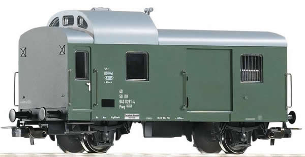 Piko 53237 - Luggage Car Pwg9404