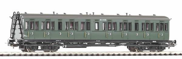 Piko 53317 - C 6126 Compartment coach