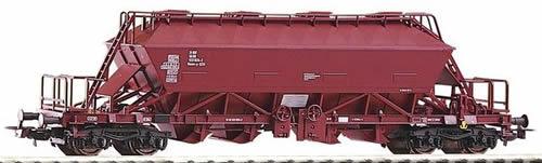 Piko 54310 - 4-Axle Covered Hopper Uaoos933 DR IV