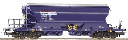 Piko 54631 - 4-Bay Covered Hopper Nacco DB V
