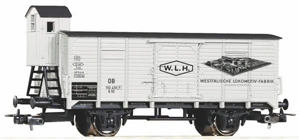 Piko 54736 - Covered freight car