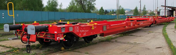Piko 54771 - Flatcar type T3000e