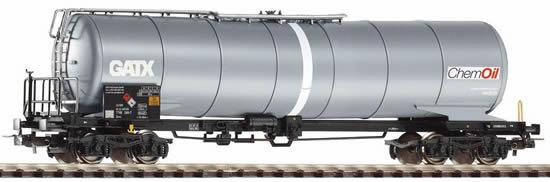 Piko 54796 - Gravity Tank Car GATX/Chemoil