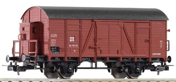 Piko 54989 - Covered Freight Car Gr04
