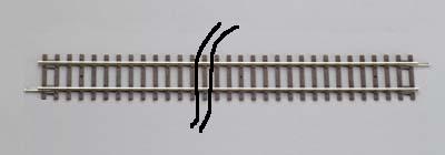 Piko 55209 - Flexible Track 940mm
