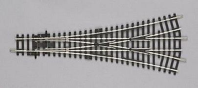 Piko 55225 - Three Way Switch W3 15° & 15°/R9