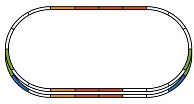 Piko 55340 - Track Set E