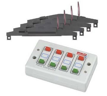 Piko 55392 - Switch Powering Set for 4 Switches