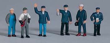 Piko 55730 - Figures RR Personnel