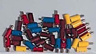 Piko 55771 - Mini Plugs 32 Pcs & Sockets 8 Pcs