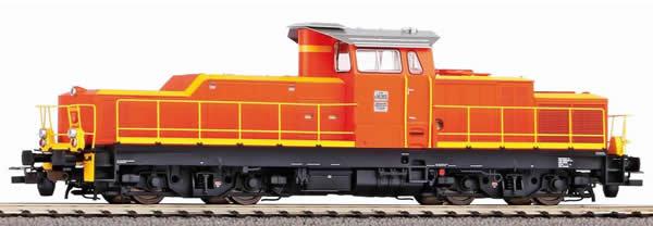 Piko 55909 - Italian Diesel locomotive D.145.2016 of the FS (Sound)