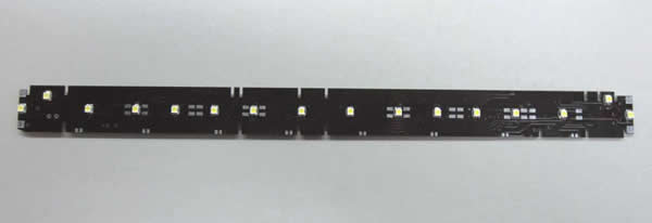 Piko 56283 - LED Lighting kit for the new IC dining car DB