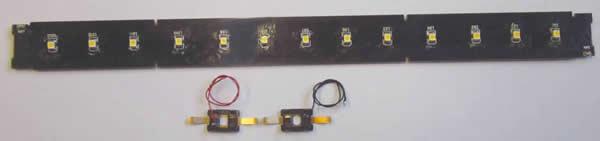 Piko 56284 - LED lighting kit for passenger cars 111A