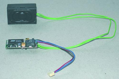 Piko 56320 - Sound Unit BR 106 - Requires Decoder
