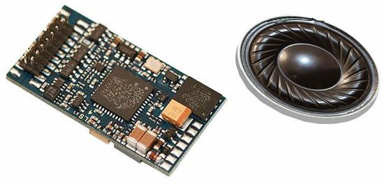 Piko 56349 - Loco Sound Decoder & Loud Speaker E50 / BR 150