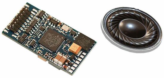Piko 56350 - Loco Sound Decoder & Loud Speaker E03 / BR 103