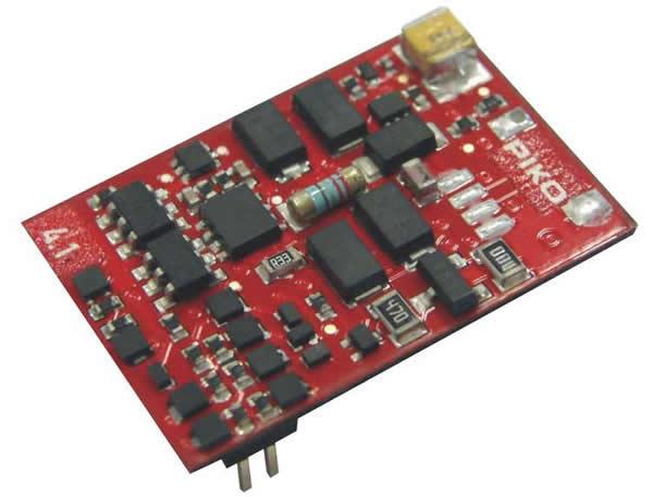 Piko 56401 - PIKO SmartDecoder 4.1 PluX22 with sound interface, multi-protocol, mfx-capable