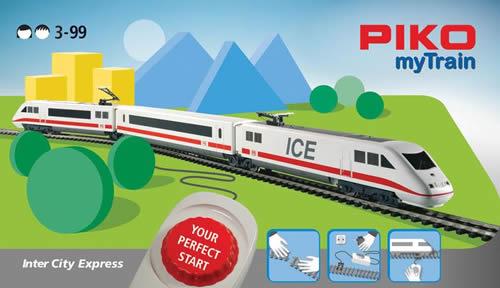 Piko 57094 - MyTrain ICE Starter Set