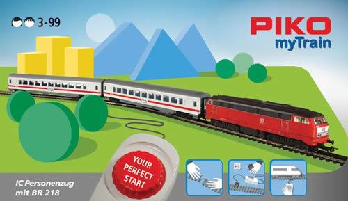 Piko 57095 - MyTrain IC Train Starter Set
