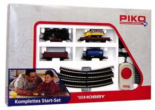 Piko 57111 - Steam Freight Starter Set 120V
